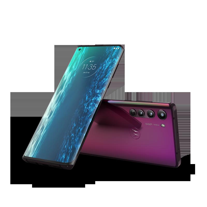 Внешний вид Motorola Edge