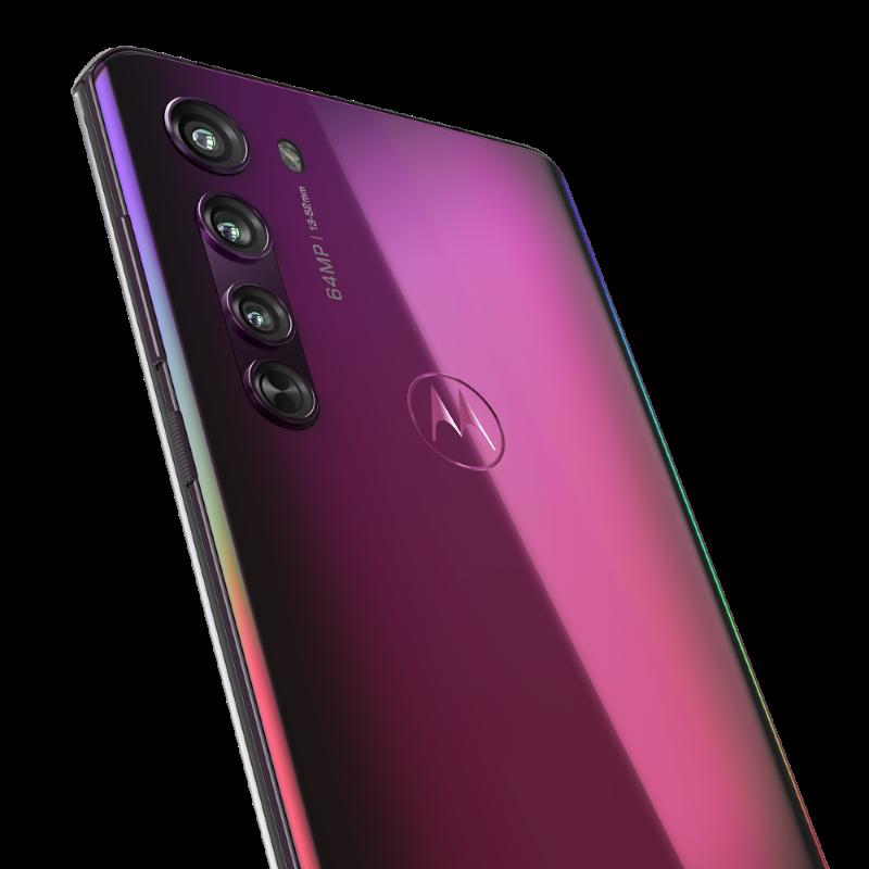 Тройной модуль камеры Motorola Edge поражает своим функционалом